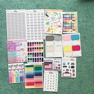 Adorable planner stickers!